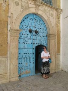 in Tunis medina